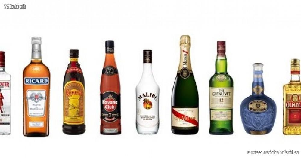 Pernod Ricard pide cambios en la regulación del alcohol