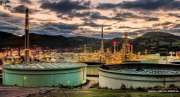 Petronor empieza a exportar fuelóleo bajo en azufre