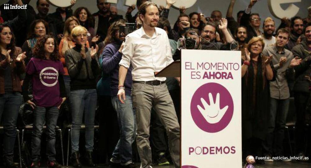 El economista Nouriel Roubini asegura que Podemos supone un riesgo para la zonaeuro