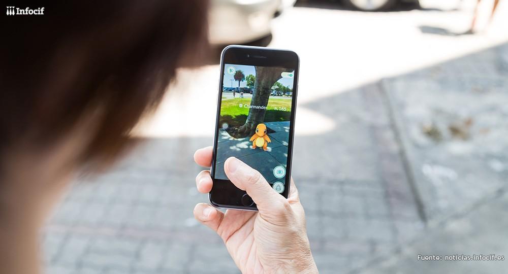 Pokémon Go: el éxito de la realidad aumentada