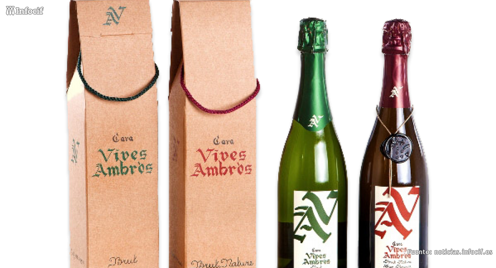 Vives Ambròs es una pequeña bodega de cava familiar centrada en la producción de 4 tipos de cavas