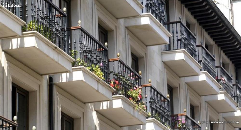 El precio de la vivienda cae un 6,3% en 2014
