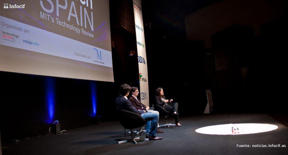 Una charla de la edición de 2012 del EmTech. /EMTECH