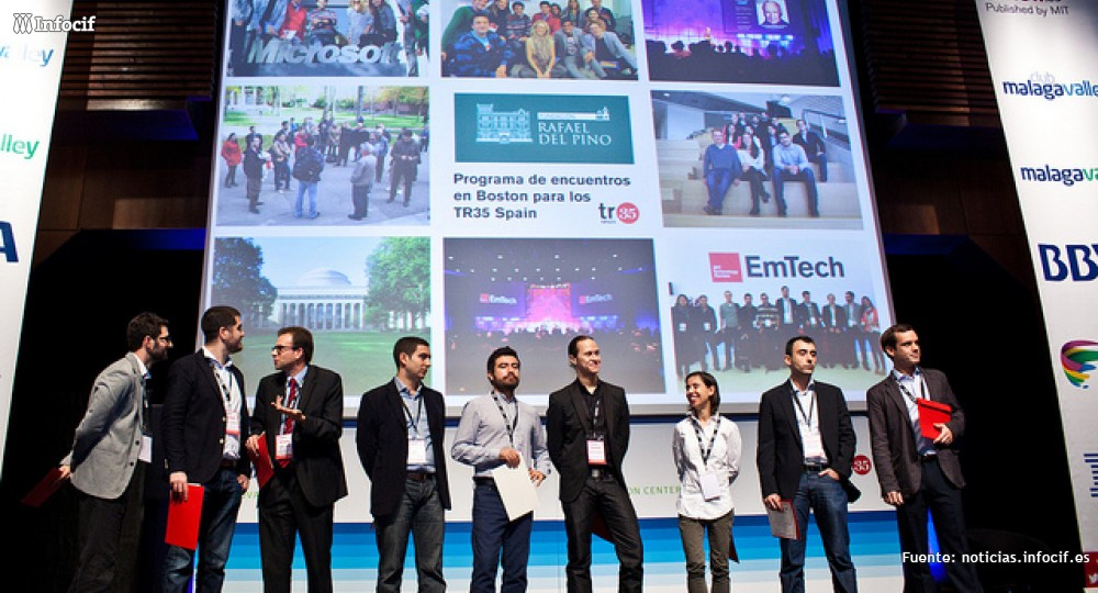 Infocif regala cinco entradas para asistir a EmTech España 2013