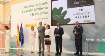 Agua de Niebla y Red Eléctrica, Premios Europeos de Medio Ambiente