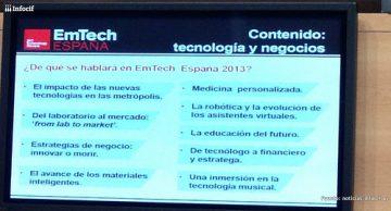 Valencia acogerá EmTech 2013