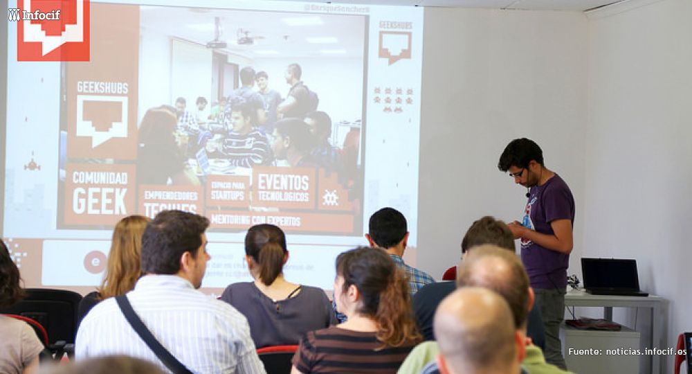 Geek Investors Day es el primer evento organizado por GeeksHubs