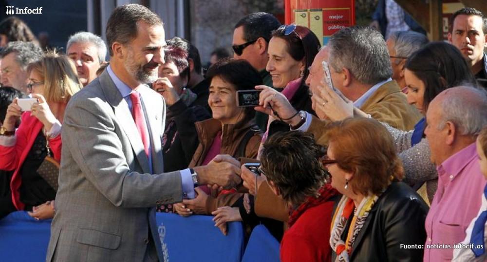 El Príncipe de Asturias aboga por los canales alternativos para la financiación de las empresas