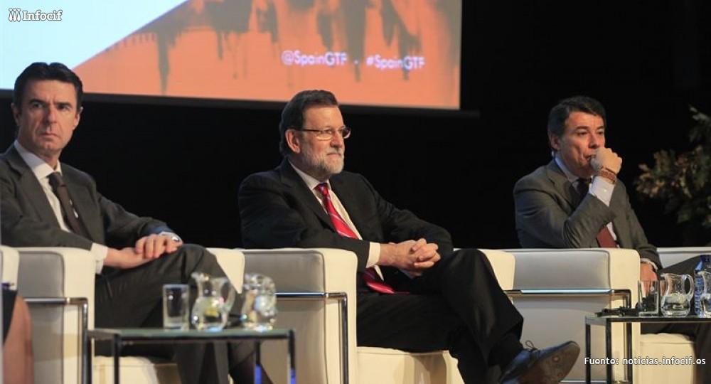 Rajoy augura un nuevo círculo virtuoso en la economía española