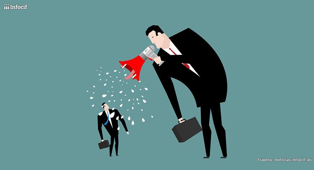 Reconoce a un jefe tóxico y lo que puede provocar en la empresa