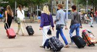 Récord de turistas extranjeros en España