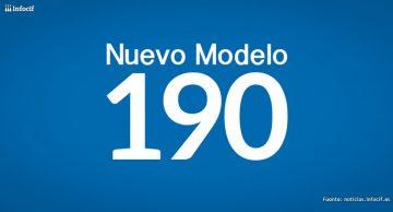 Retenciones e Ingresos a Cuenta del Impuesto sobre la Renta de las Personas Físicas: el Nuevo Modelo 190.