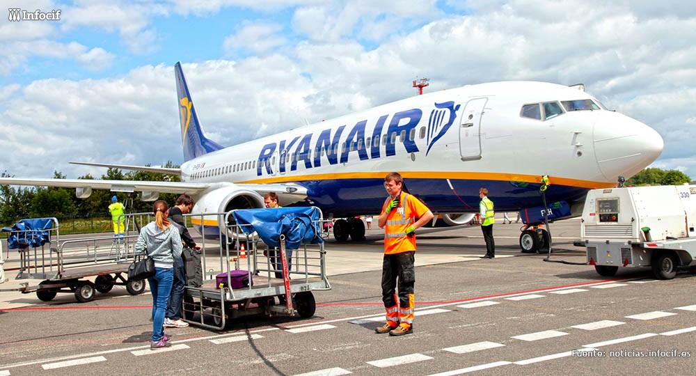 Ryanair cambia pese al éxito