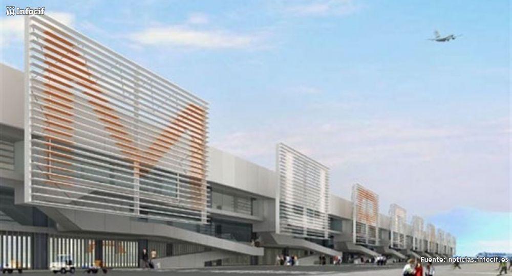 Sacyr pide hablar con el Gobierno de Murcia sobre el nuevo aeropuerto