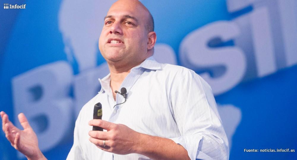 Salim Ismail, exvicepresidente de Yahoo