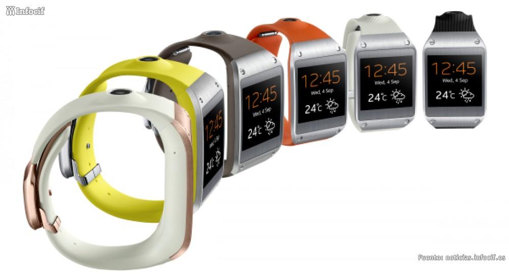 Samsung lanzará en septiembre un 'smartwatch' independiente