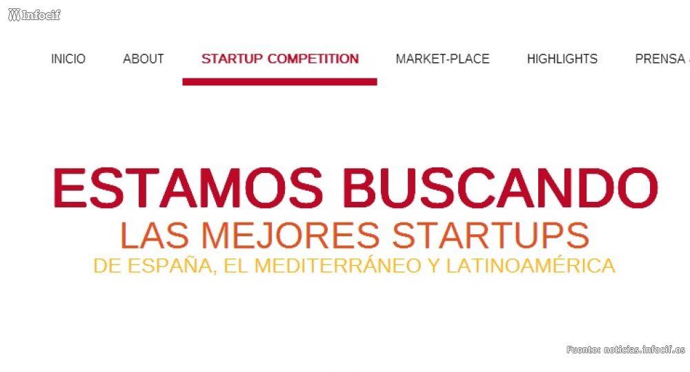 El objetivo de la 'Startup Competition' es promover y dar máxima visibilidad a proyectos innovadores