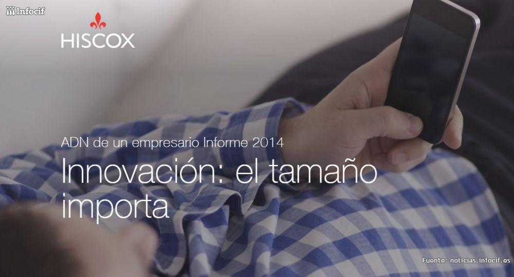 """El estudio """"El ADN del emprendedor ha sido llevado a cabo por la multinacional de seguros Hiscox"""