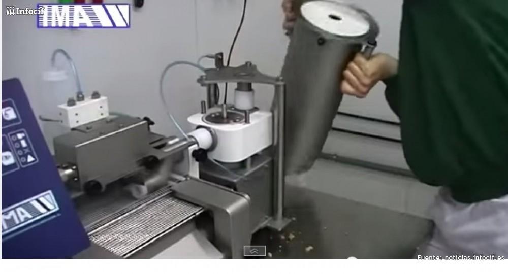 Industrias de maquinaria para alimentación se dedica a la fabricación de maquinaria para dicho sector