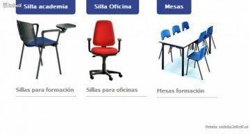 Aulamobel se dedica a la fabricación, venta y distribución de mobiliario para aulas a nivel nacional