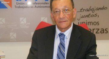 Sebastián Reyna, secretario general de UPTA