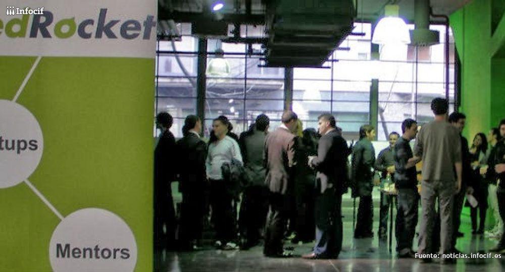 La Red de mentores de Seed Rocket han invertido 16 millones de euros en startups participantes