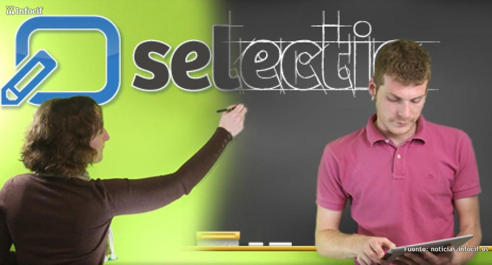 Selectic pone la tecnología al servicio de la formación