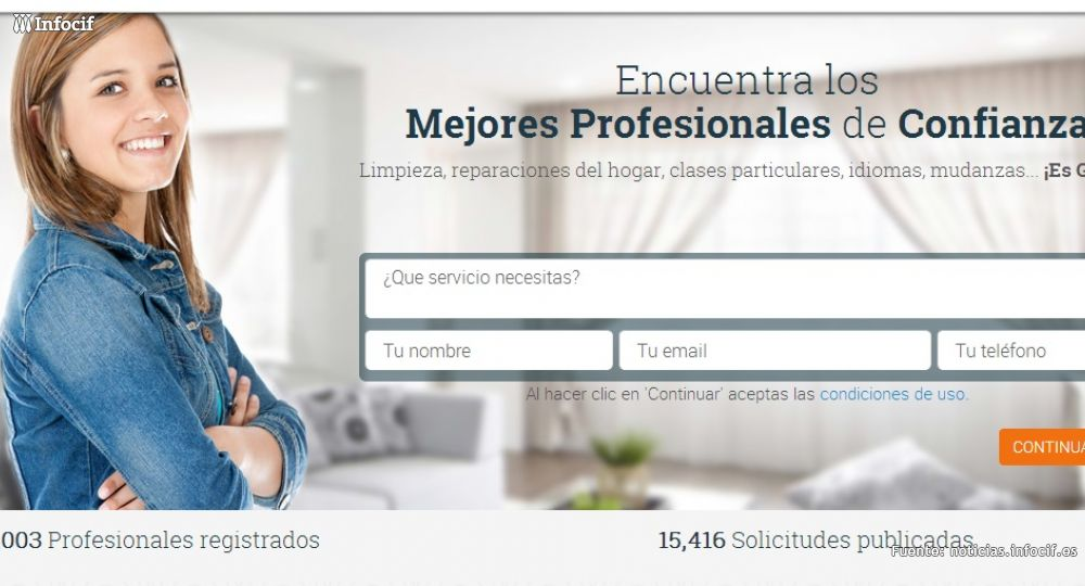 Cronoshare, un negocio destinado a la búsqueda de profesionales en Internet