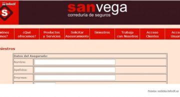 SanVega te ofrece precios inferiores a los que tengas contratados con tu correduria de seguros actual