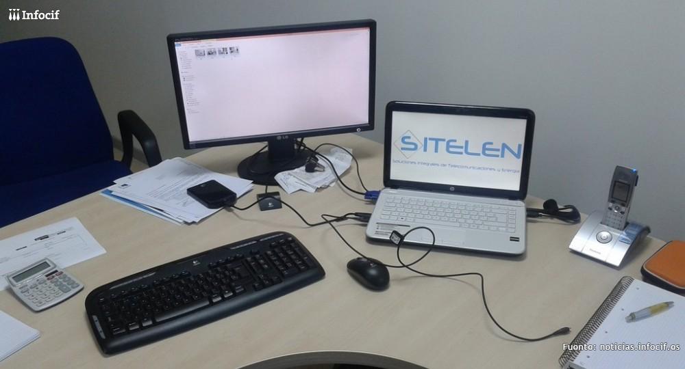 Proyectos de telecomunicaciones y energía en Sitelen Spain