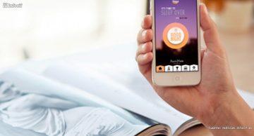 Slepp Over es una app única