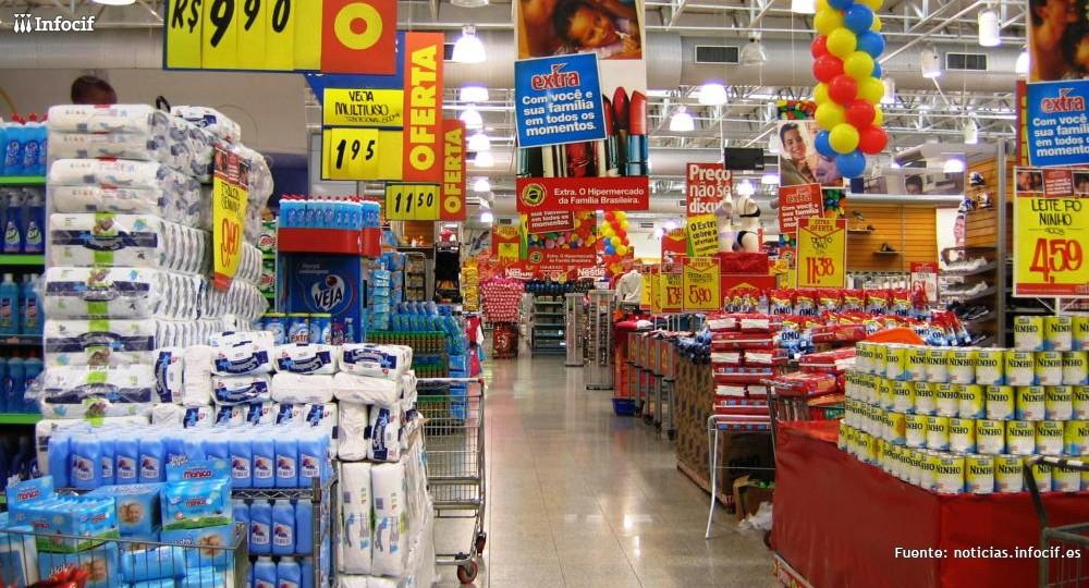 Quejas de los supermercados para adaptar sus plataformas de venta en Internet