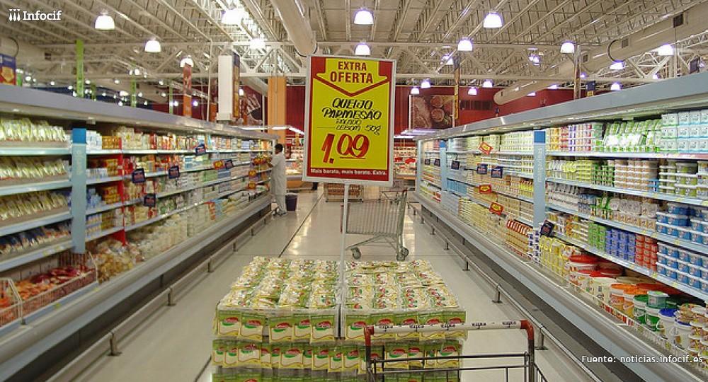 Los supermercados tienden a disminuir el porcentaje de productos de marca blanca