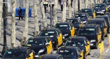 Alianza europea de taxistas contra Uber. Foto: oatsy40 cc