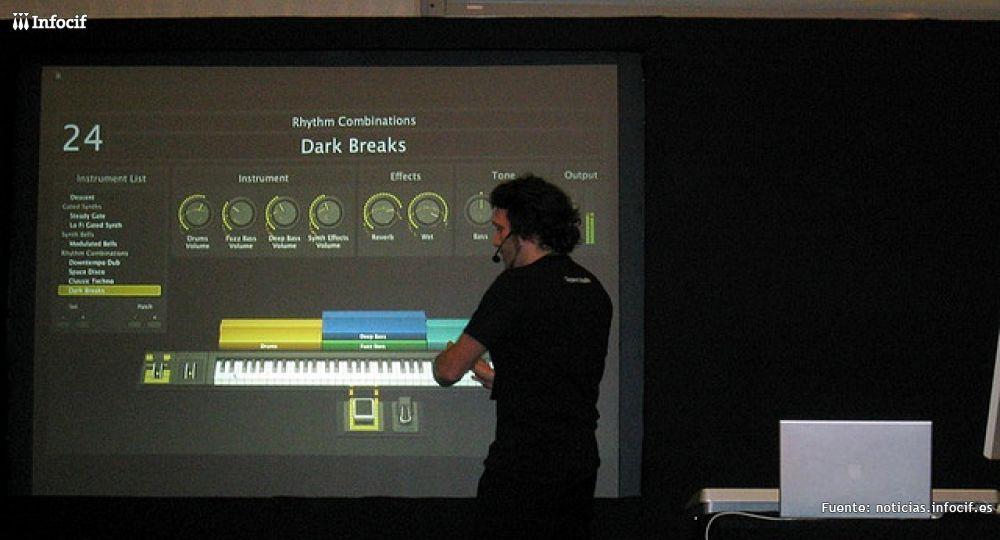 España, epicentro de la tecnología musical europea