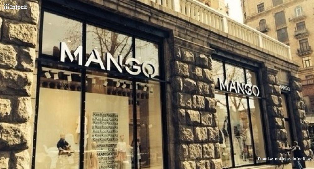 Mango en Israel Imagen: noticierotextil