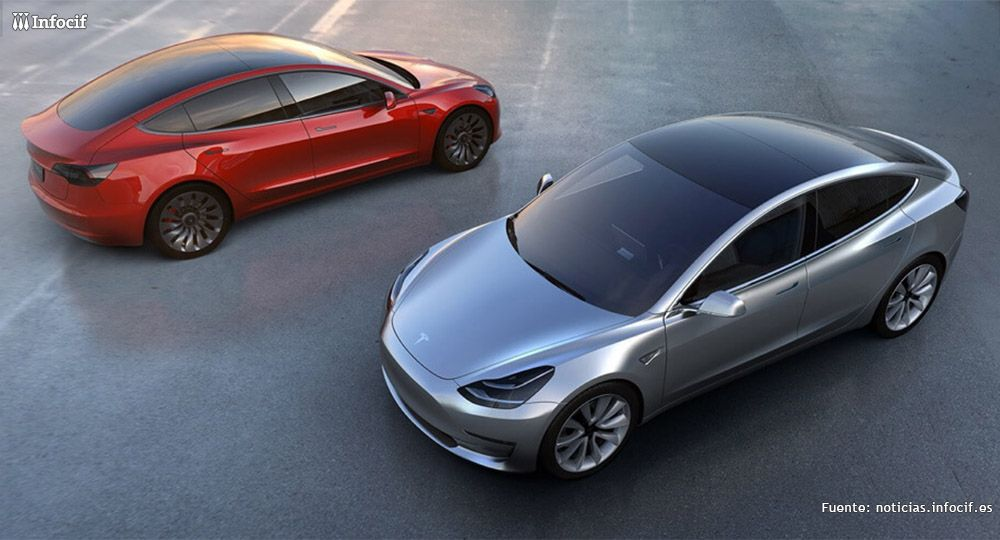 Tesla cierra trimestre con record de producción: 25.000 vehículos