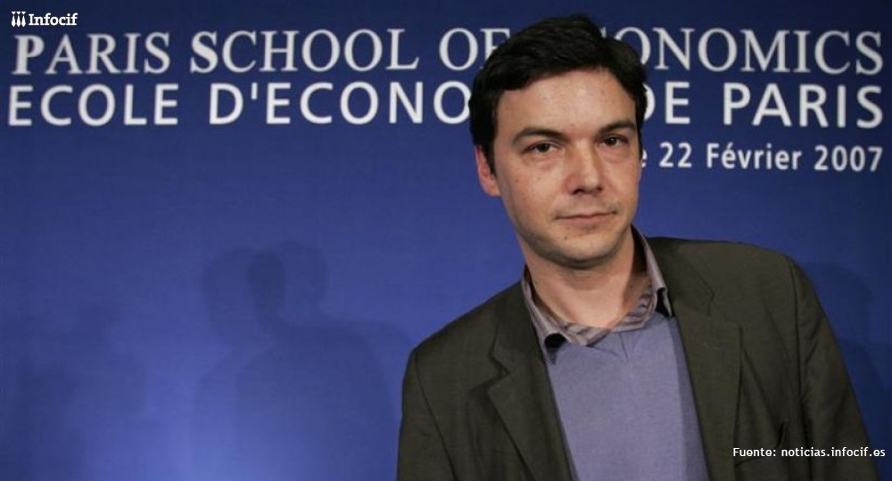 Thomas Piketty, autor de El Capital en el Siglo XXI