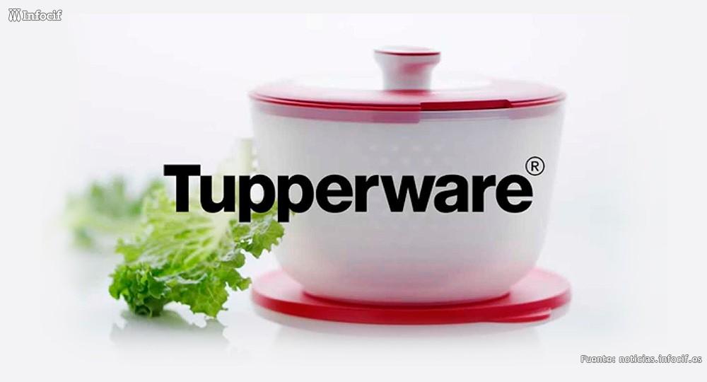 Tupperware, el plástico con historia