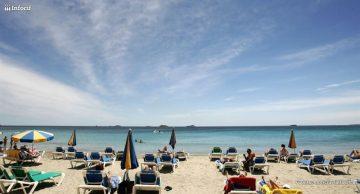 El número de turistas extranjeros crece un 7,5% hasta octubre