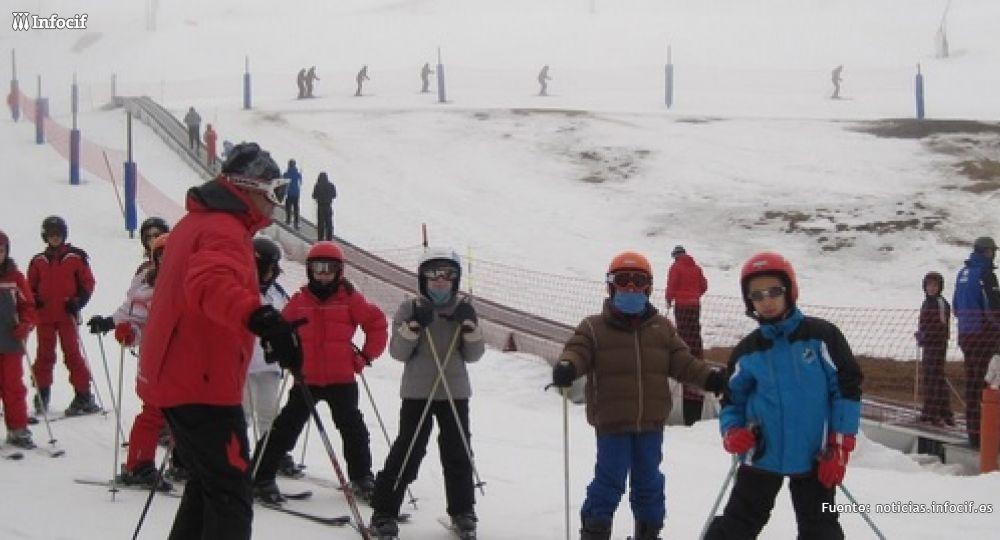 Las familias, las protagonistas de las estaciones de esquí en Navidad Imagen: ceiplabordeta