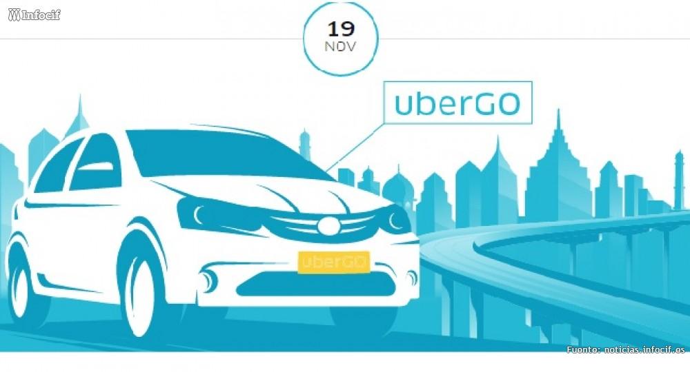 El mapa geográfico de 'los líos' de Uber