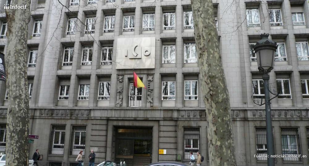 Sede del Instituto de Crédito Oficial (ICO) en Madrid