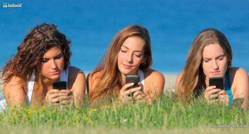 Aumenta el usos de smartphones y tabletas
