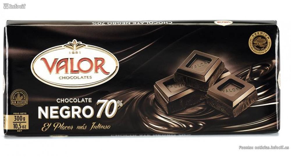 Chocolates Valor vende 150 toneladas en EEUU gracias al I+D