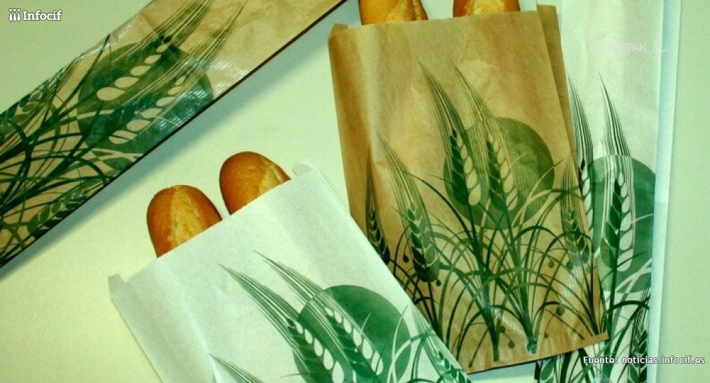 Coverpan se dedica a la fabricación de gran variedad de embalajes flexibles para productos de alimentación