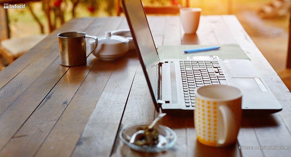 Ventajas e inconvenientes de trabajar en casa para los autónomos