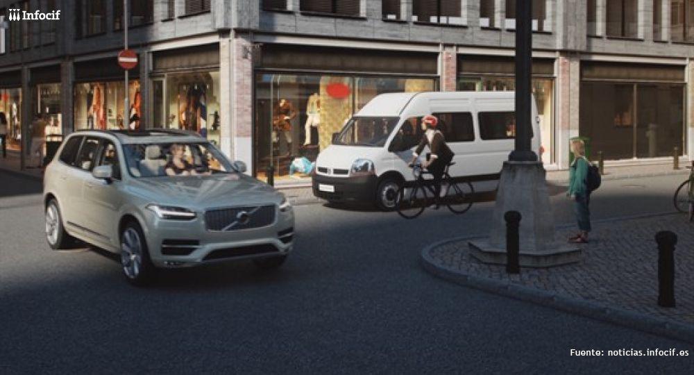Volvo Cars, POC y Ericsson se alían para desarrollar una tecnología basada en la seguridad para evitar accidente