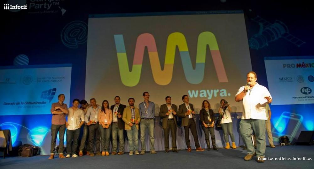 Wayra busca aplicaciones y servicios para el comercio minorista