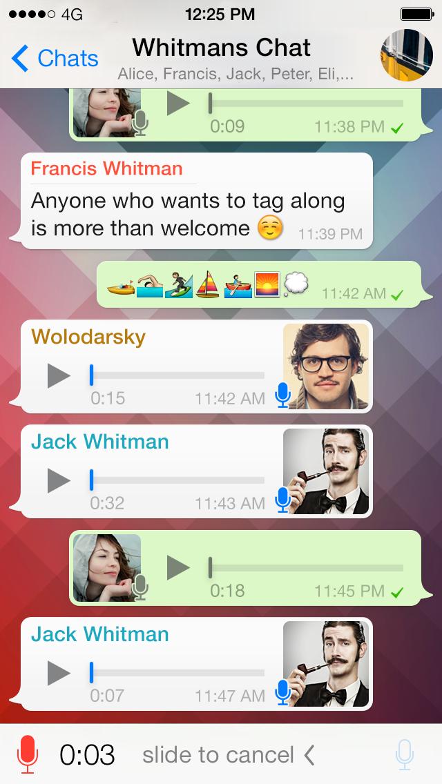 ¿Cuándo podré llamar por Whatsapp desde mi iPhone